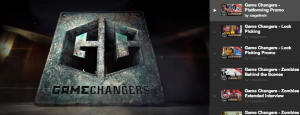 Game Changers Playlist