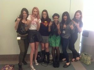 Nerd Girls Who Rock