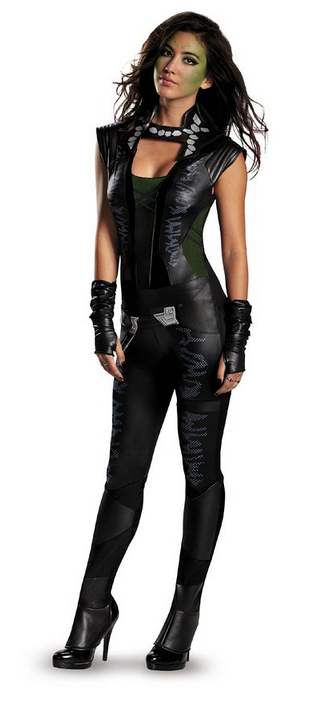 Gamora Costume on Amazon.com